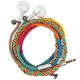 Écouteurs intra-auriculaires URIZONS, casque avec micro et télécommande pour iPhone iPad iPod Mac pour tablettes pour...
