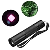 Best Night Vision Scopes - HITSAN 5W 850nm Infrared IR LED Flashlight Zoomable Review
