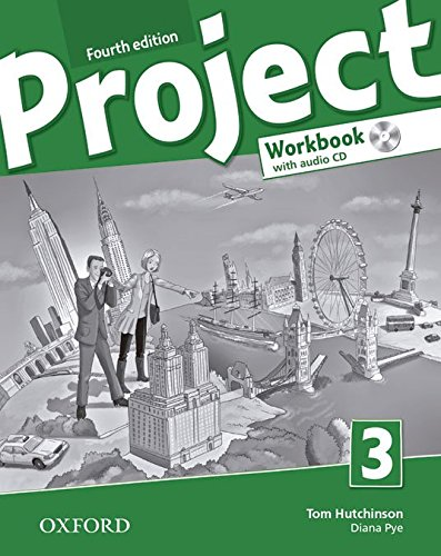 Project 3. Workbook Pack 4th Edition (Project Fourth Edition) por Tom Hutchinson