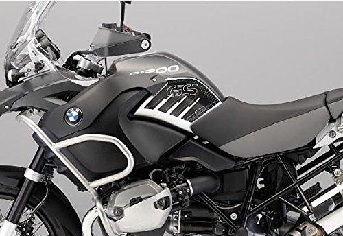 ADESIVI 3D Serbatoio compatibili per MOTO BMW R1200 GS ADVENTURE 2006-2013 CARBON
