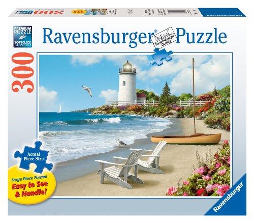 Sunlit Shores 300 PC Large Format Puzzle