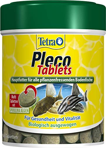 Tetra Pleco Tablets Nährstoffreiches