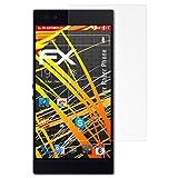 atFolix Folie für Razer Phone Displayschutzfolie - 3 x FX-Antireflex-HD hochauflösende entspiegelnde Schutzfolie