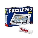 SCHMIDT 2-tlg. Set 57988 57999 Puzzle Pad fu?r Puzzles bis 3000 Teile + Puzzle Conserver fu?r 2000 Teile Puzzle