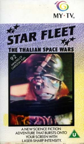 Image of Star Fleet-Thalian Wars [VHS]