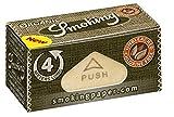 Smoking Organic Rolls Endlospapier aus Bio-Hanf 4m Länge 1 Box (24 Rolls)