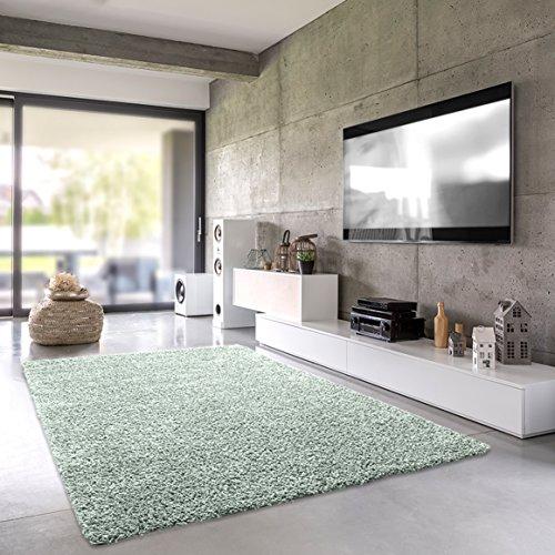 Schon ... Shaggy Teppich Pastell | Flauschige Hochflor Teppiche Fürs Wohnzimmer,  Esszimmer, Schlafzimmer Oder Kinderzimmer ...