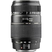 Tamron AF 70-300mm F/4-5.6 Di LD MACRO 1:2 Objetivo para Nikon