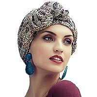 Christine Headwear Turban Sapphire Feeling pour Femme 766e1fd158c