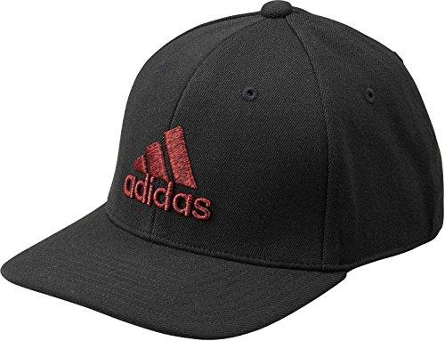 adidas Herren Baseball Cap XL Schwarz (Black CW0824) -