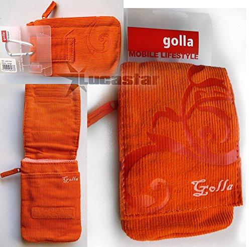 golla-music-bag-vine-orange-fundas-para-mp3-mp4-85-cm-115-cm