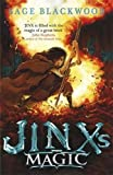 Jinx's Magic: Book 2 (The Jinx Series)