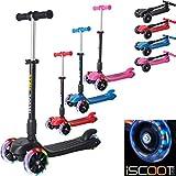 Best Scooters - iScoot Blaze© Light Weight 3 Wheel Tilt Review