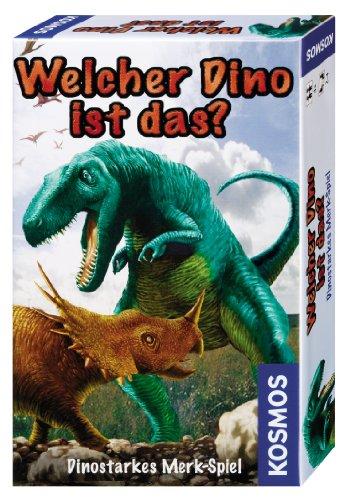 KOSMOS - Welcher Dino ist das?