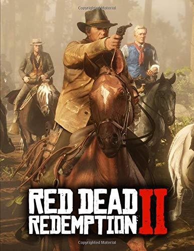Red Dead Redemption - Posse Power Notebook: Guitar Tab Notebook with 6-Line Staves and Blank Chord Diagrams
