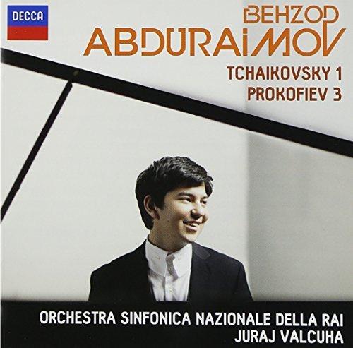 Preisvergleich Produktbild Tchaikovsky:Piano Concerto No.