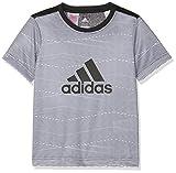 adidas Jungen Gear Up T-Shirt, College Navy Blue/White -