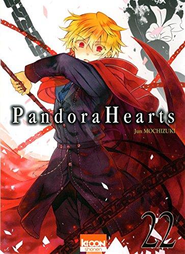 Pandora Hearts Edition simple Tome 22