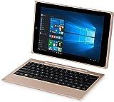 Venturer BravoWin 10K 10.1-inch 2 in 1 Touchscreen Detachable Laptop|Tablet (Atom Z3735F/2GB/32GB/Windows 10/Gold