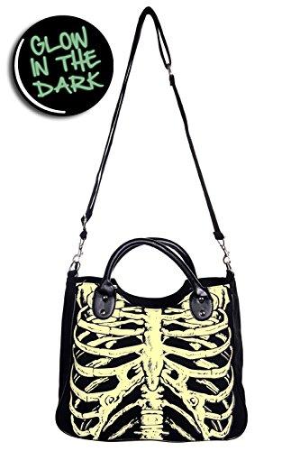 banned-skeleton-uv-luce-funzione-flash-borsa-glow-in-the-dark