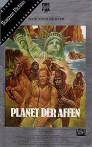 Planet der Affen [VHS]