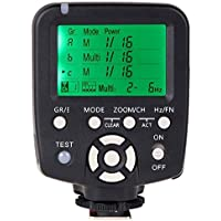 Yongnuo YN560-TX Controlador de transmisor y de flash manual para cámaras Nikon.