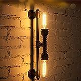 amerikanische retro - retro - industriellen rohrleitungen, kreative wandlampen, cafés, bars, balkon, nachttisch, lampe - wand an