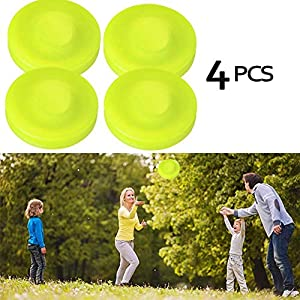 Jiang Hui Neue Zip Chip Mini Frisbee Flexible Weiche Rotation Capture-Spiel...