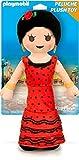 Playmobil 760016280 - Peluche Flamenca 30 cm - EDICIÓN DELUXE
