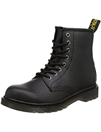 Dr. Martens Unisex Kids' Delaney Pbl Ankle Boots