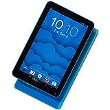 "Woxter SX 220 - Tablet con pantalla de 10.1""( Wi-Fi, Bluetooth 4.0, Cortex A7, 1 GB de RAM, memoria interna de 16 GB 2 GHz, Android 6.0) color azul"