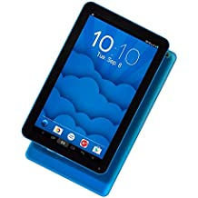 "Woxter SX 220 - Tablet con pantalla de 10.1""( Wi-Fi, Bluetooth 4.0, Cortex A7, 1 GB de RAM, memoria interna de 16 GB 2 GHz, Android 6.0) color azul"