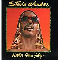 Stevie Wonder - Hotter than July (Vinyle, album 33 tours 12