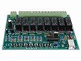 VSE 840516 Velleman Modul VM8090 USB-Relaiskarte, 8-Kanal