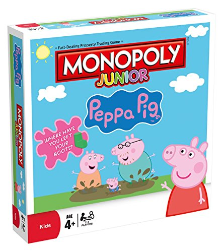 Monopoly Junior: Peppa Pig