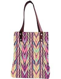 Tote Bag | Tote Bags For Girls | Canvas Tote Bag | Hand Bag | Stylish Tote Bag | Shopping Bag | Digital And Screen...