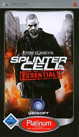 Splinter Cell Psp - Splinter Cell - Essentials (Tom Clancy) [Platinum]