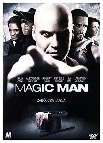 Bild von Magic Man [DVD] [Region 2] (IMPORT) (Keine deutsche Version)