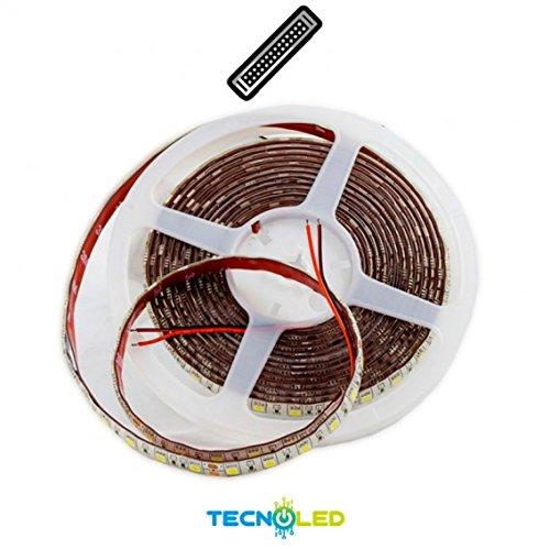 TIRA DE LED 5050 72W 24V 60 LED/M 5M IP65 - UNICA, 5500K / 6000K