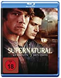 Supernatural - Staffel 3 [Blu-ray]