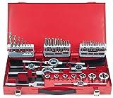 KS Tools 331.0644 Coffret de jeux de tarauds et filières 44 pièces
