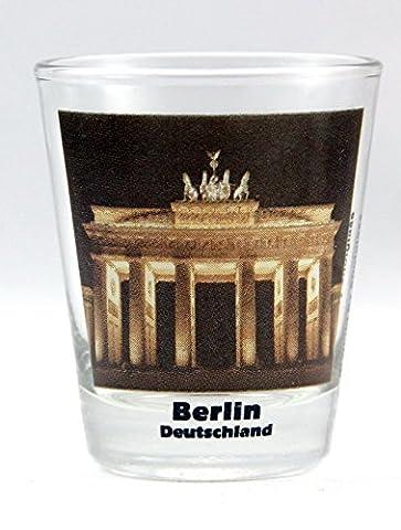 Berlin Germany Brandenburg Gate Collectible Photo Shot