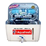 Aqua Fresh Swift 15L RO+UV+TDS Water Purifier (White)