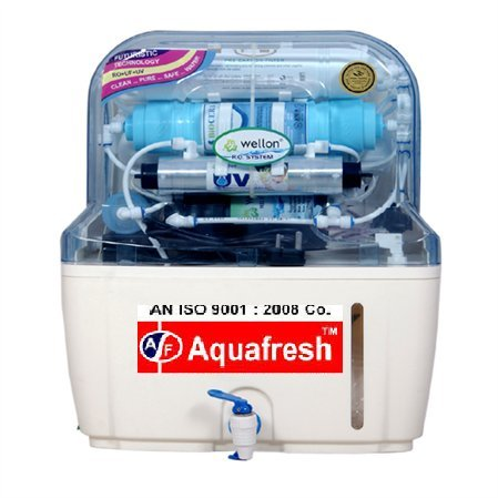 Aquafresh Swift 15 ltr Mineral RO+UV+TDS Adjuster+UF Water Purifier  available at amazon for Rs.4699