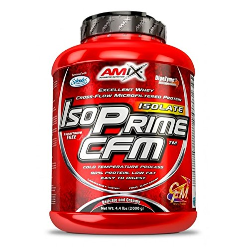 AMIX Isoprime CFM Isolate - 2 Kg Moca-Chocolate-café