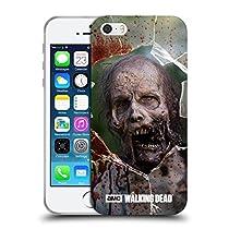 Officiel AMC The Walking Dead Mâchoire Marcheurs Étui Coque en Gel molle pour Apple iPhone 5 / 5s / SE