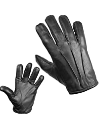 Protec Leather / kevlar slash resistant workwear glove