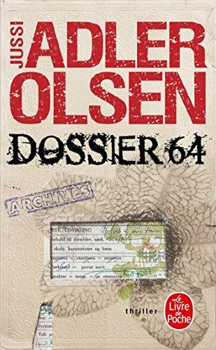 Dossier 64 par Jussi Adler-Olsen