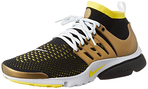 TM NIKE AIR PRESTO FLYKNIT ULTRA BLACK/YELLOW