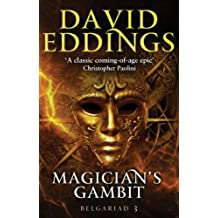 Magician's Gambit: Book Three Of The Belgariad (The Belgariad (TW) 3)